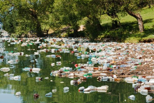 J'ai décidé de diminuer au maximum ma consommation de plastique