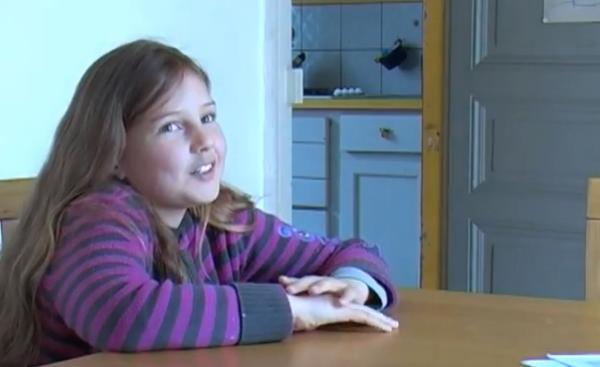 Luna, 8 ans
