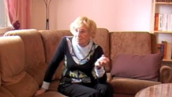 Simone: senior dans l'humanitaire pendant 10 ans.