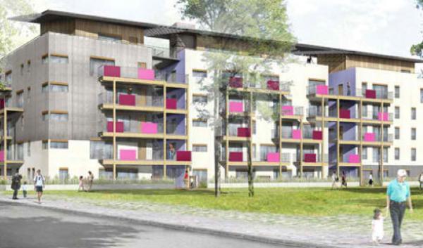 On a conçu notre immeuble écologique !