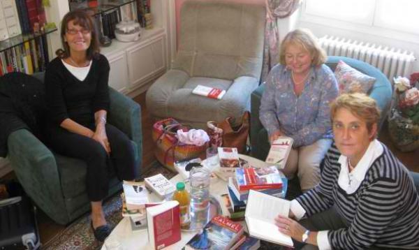 On a décidé de mutualiser nos livres et nos lectures entre retraitées !