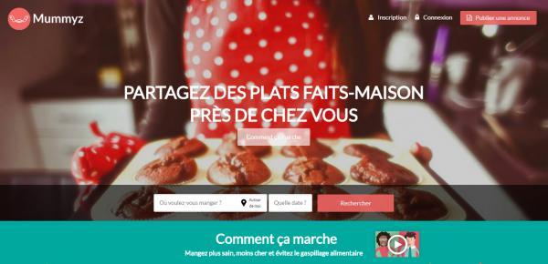 J'ai décidé de créer une application française de partage de nos plats cuisinés pour lutter contre le gaspillage alimentaire