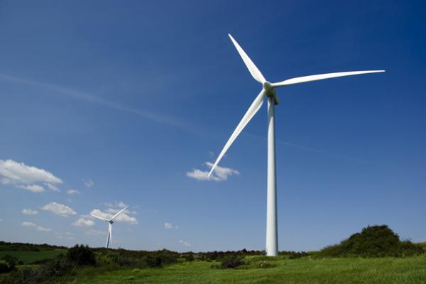 J'ai décidé d'inventer une éolienne qui produit l'énergie de quatre !