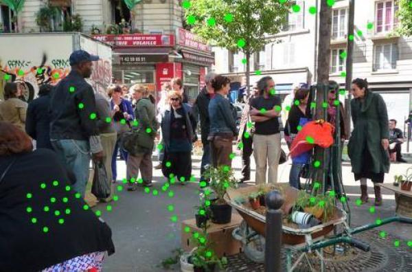 On a décidé d'organiser un troc de plantes dans la rue !