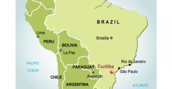 La ville de Curitiba au Brésil a décidé de créer une solution pour nettoyer ses bidonvilles