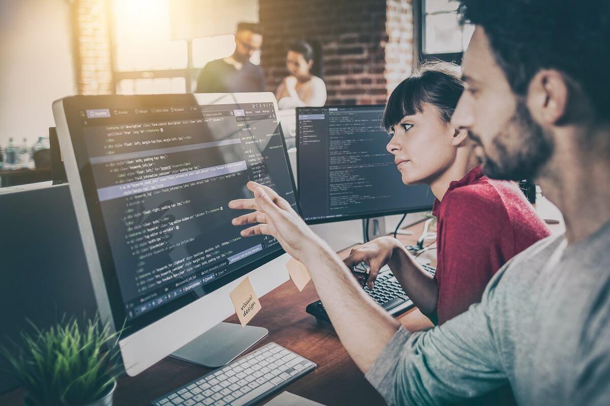 Mutualiser un poste de développeur web