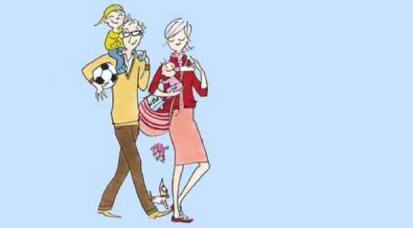 """On a décidé de créer un parrainage de proximité pour """"offrir"""" des grands-parents aux enfants"""