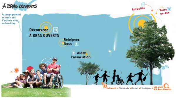 J'accompagne en vacances des jeunes touchés par un handicap