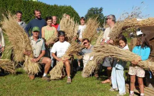 On a décidé de créer une initiative d'échanges de semis, privés et publics !