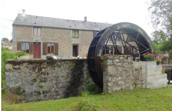 Et si des volontaires venaient m'aider à faire de mon moulin un exemple d'habitat autonome ?