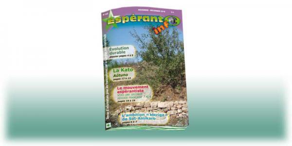 J'ai décidé de contribuer à faire connaître l'esperanto