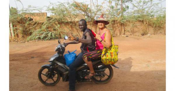 J'ai décidé de mobiliser 2500€ pour aider un jeune du Burkina Faso a faire ses études supérieures