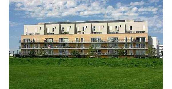 On a lancé un projet de construction neuve de 43 logements 'passifs' en accession à la propriété, soutenu par des fonds publics